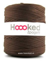 HOOOKED Zpagetti | 120m (cca. 850g) | rjava ZP001-08-02