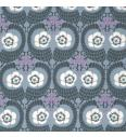 Patchwork blago Violette|French twist|Zinc|110cm
