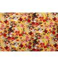 Bohotno cvetje | digitalni tisk | 95%CO / 5%EL