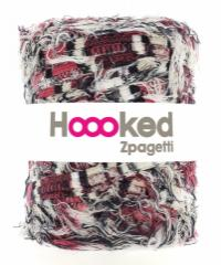HOOOKED Fuzzy Zpagetti | 120m (cca. 850g) | madonna ZP001-31-50