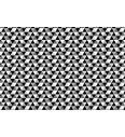 Mozaik | črna | 100%CO