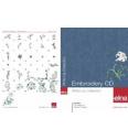 Zbirka motivov za vezenje lilija