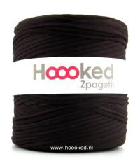 HOOOKED Zpagetti | 120m (cca. 850g) | temno rjava ZP001-08-1